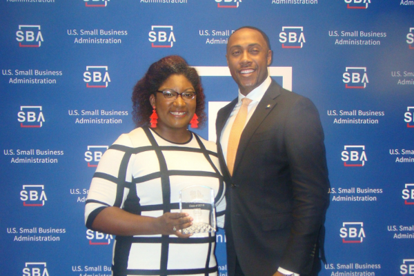 One Degree MMM receives SBA Emerging Leaders Award