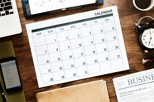 5 Steps to Create a Content Calendar For The Quarter